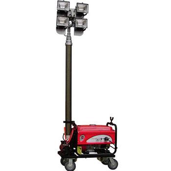 benzinli ışık kulesi
