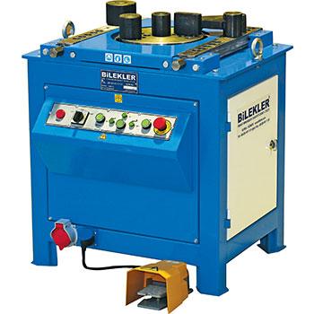 elektrikli demir bükme makinesi